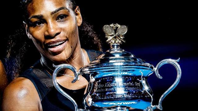 Serena Williams envía un bonito mensaje a su bebé