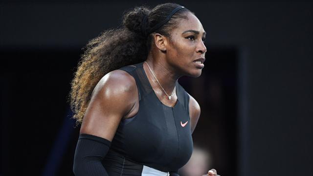 """Serena Williams condamne les propos """"racistes"""" et """"sexistes"""" de Nastase"""