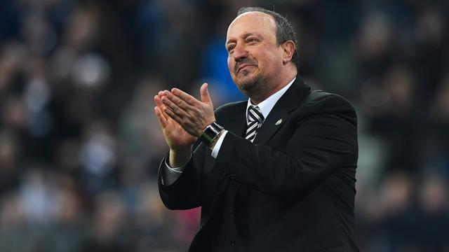 Benitez a réussi son pari : Newcastle est de retour dans l'élite