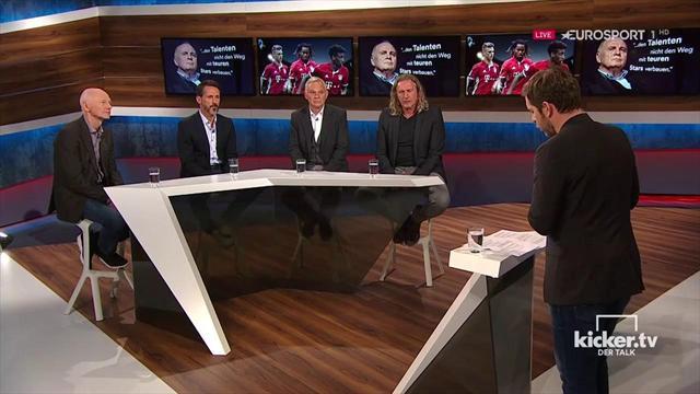 """""""kicker.TV - Der Talk"""": Die ganze Sendung rund ums DFB-Pokal-Halbfinale on Demand"""