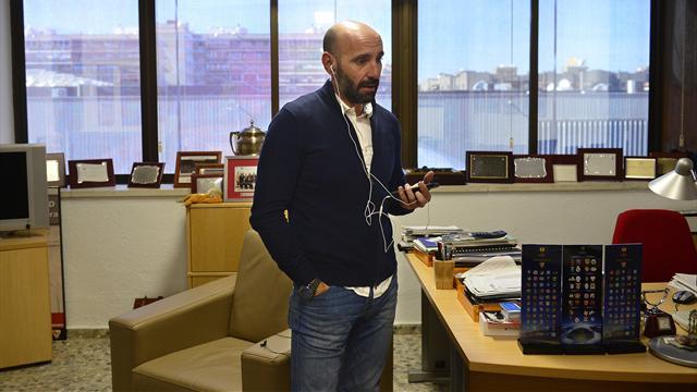 Roma, Monchi è il nuovo direttore sportivo