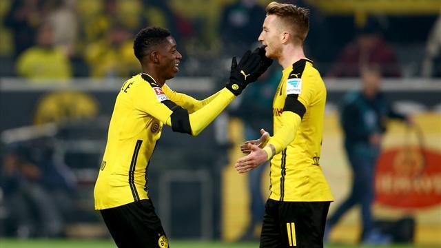 Dembélé renverse le Bayern, Dortmund file en finale