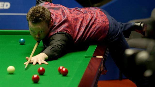 Shaun Murphy battles through to first round of Indian Open