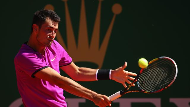 Tomic sees off Brown to book Barcelona date with Murray