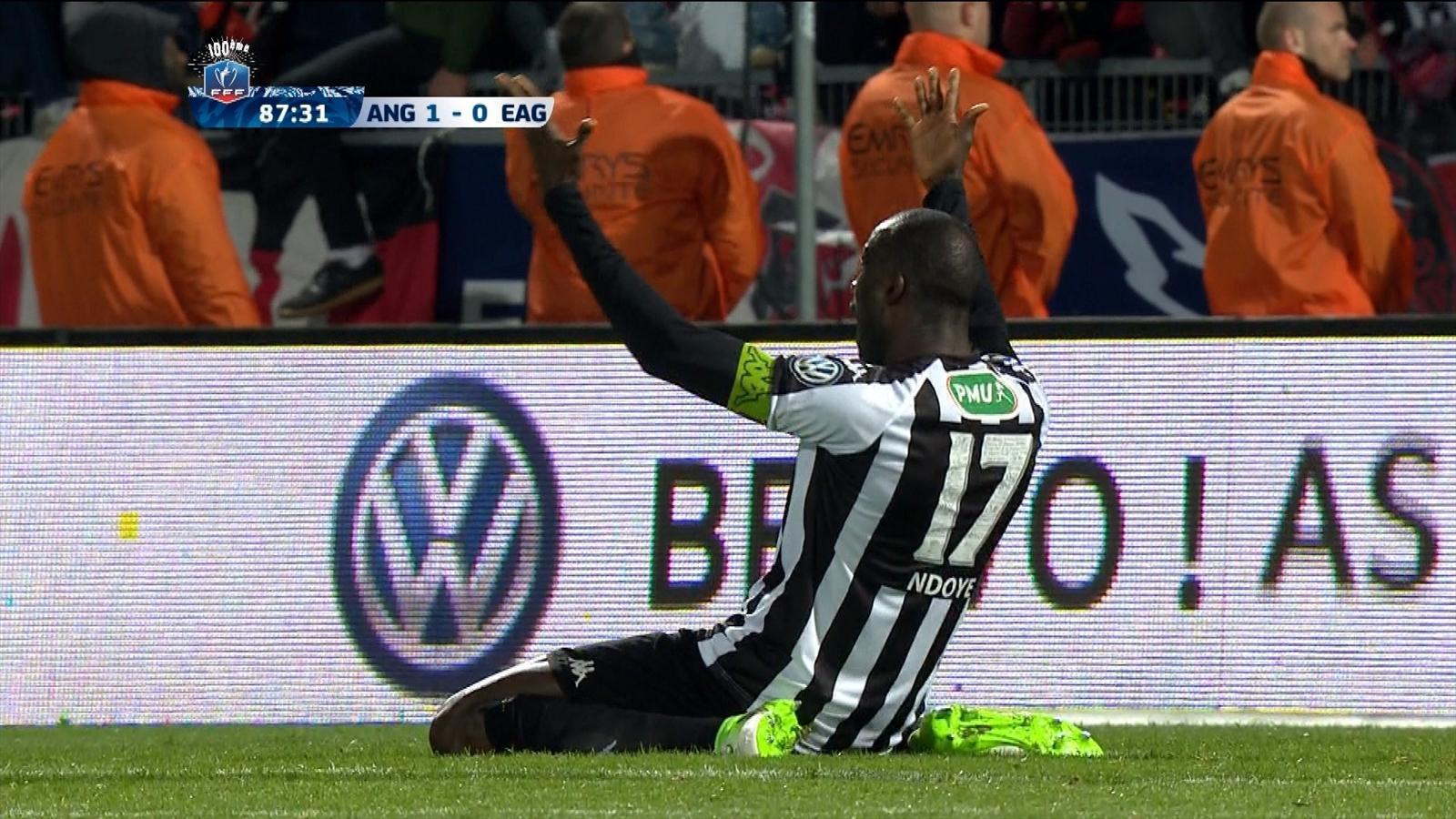 Video coupe de france angers guingamp le penalty - Resultat foot feminin coupe de france ...