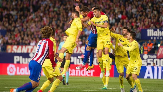 Atlético y Villarreal jugarán como visitantes las dos primeras jornadas de Liga