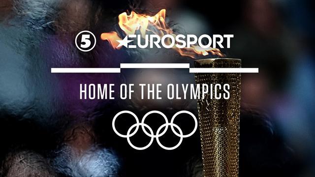 TV5:n ja Kutosen olympialähetysten aikataulut