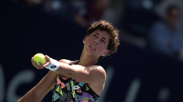 Sharapova regresa a las pistas envuelta de polémica