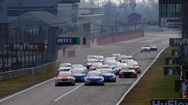 Gleason to make Touring Car debut as WTCC season heads to Monza