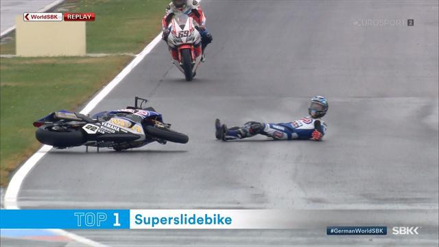 Top 10: The Superbike slide