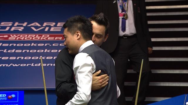 Campeonato del Mundo de Snooker: O'Sullivan cae en cuartos de final y sigue en blanco en 2017