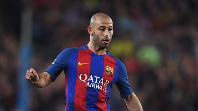 Sport.es: Маскерано покинет «Барселону» ради другой лиги