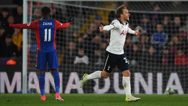 Tottenham s'offre un grand huit pour rester dans la course