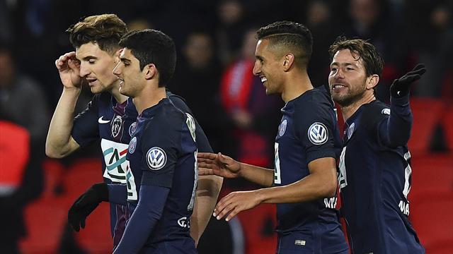 Paris a mangé tout cru les jeunes Monégasques : le résumé du match