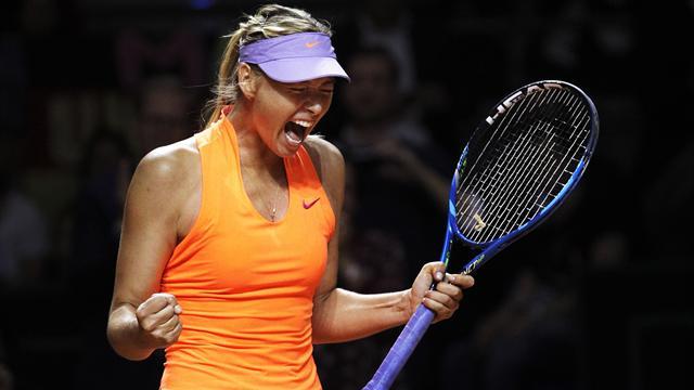 Maria Sharapova e le polemiche sulle wild card: la sfida alla Bouchard è carica di tensione