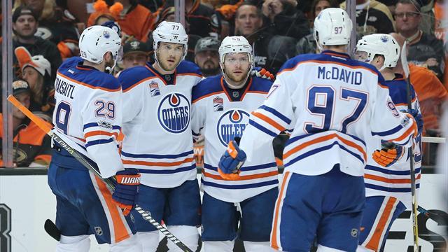 НХЛ, плей-офф 2017: расписание матчей иигр, турнирная таблица чемпионата