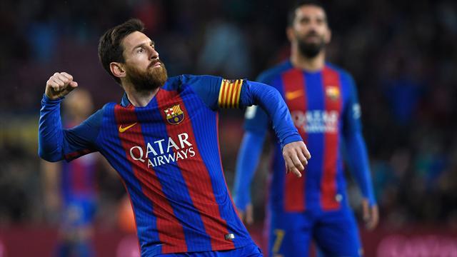 Messi, Grizi et coup de casques : les 5 choses à savoir sur la 36e journée