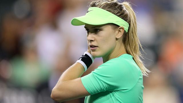 """La Bouchard attacca la Sharapova: """"Ha imbrogliato, non doveva tornare"""""""