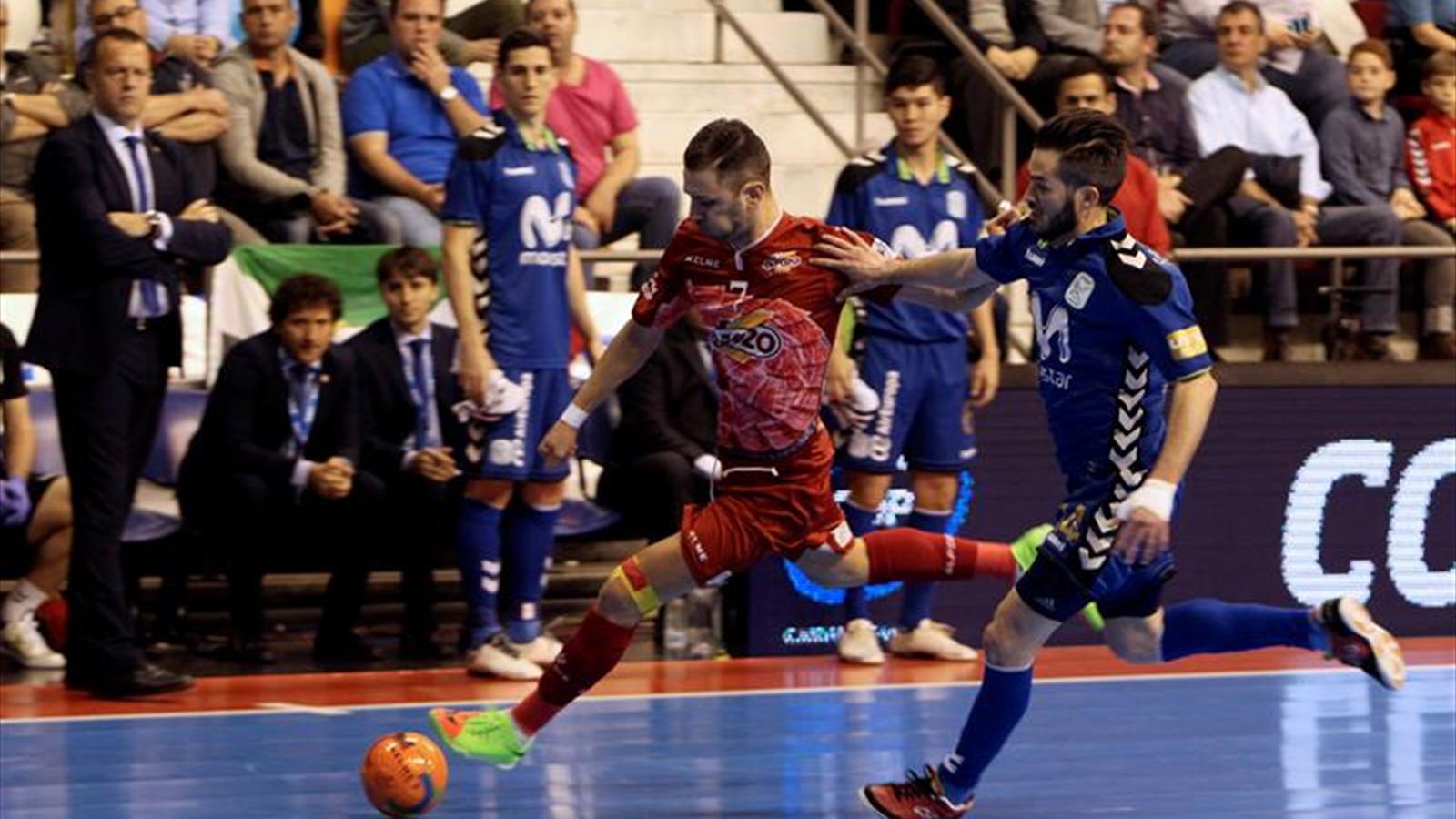 Burela, Cartagena y Gran Canaria compiten contra el descenso - Eurosport