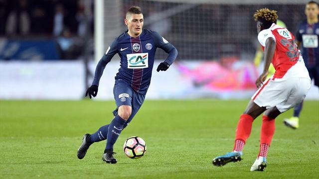 """Verratti attacca il Monaco: """"Hanno mancato di rispetto alla Coppa di Francia"""""""