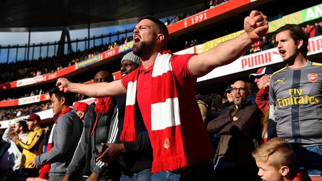 St Totteringham's Day, la fête des fans d'Arsenal qui n'aura sans doute pas lieu cette année