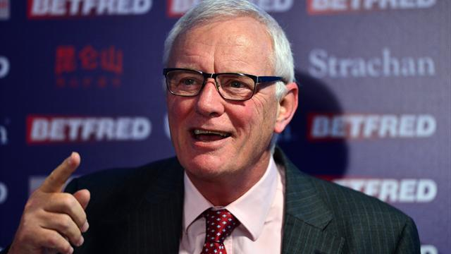 Barry Hearn returning home after surgery following a minor heart attack