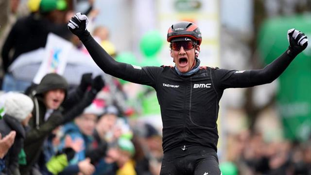 El suizo Kueng gana segunda etapa del Tour de Romandía