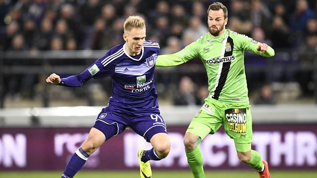 Anderlecht 34. kez Belçika şampiyonu