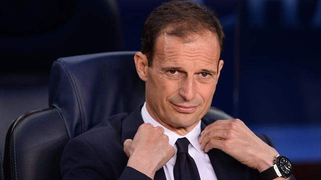 Allegri prolonge le plaisir à la Juventus jusqu'en 2020