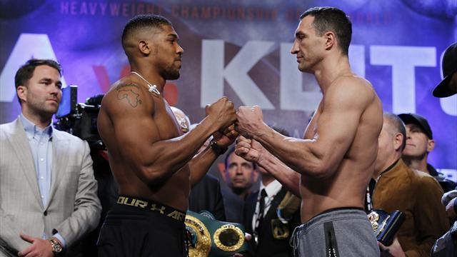 Joshua face à Klitschko : quand la jeunesse veut prendre le pouvoir