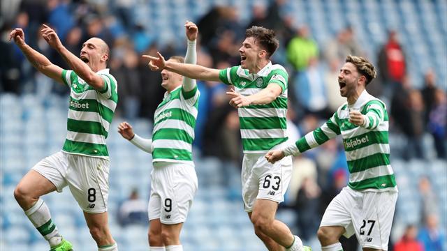Five-star Celtic humiliate Rangers at Ibrox