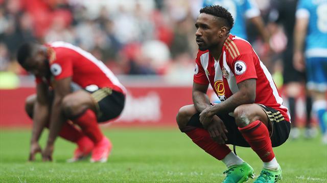 Sunderland quitte l'élite