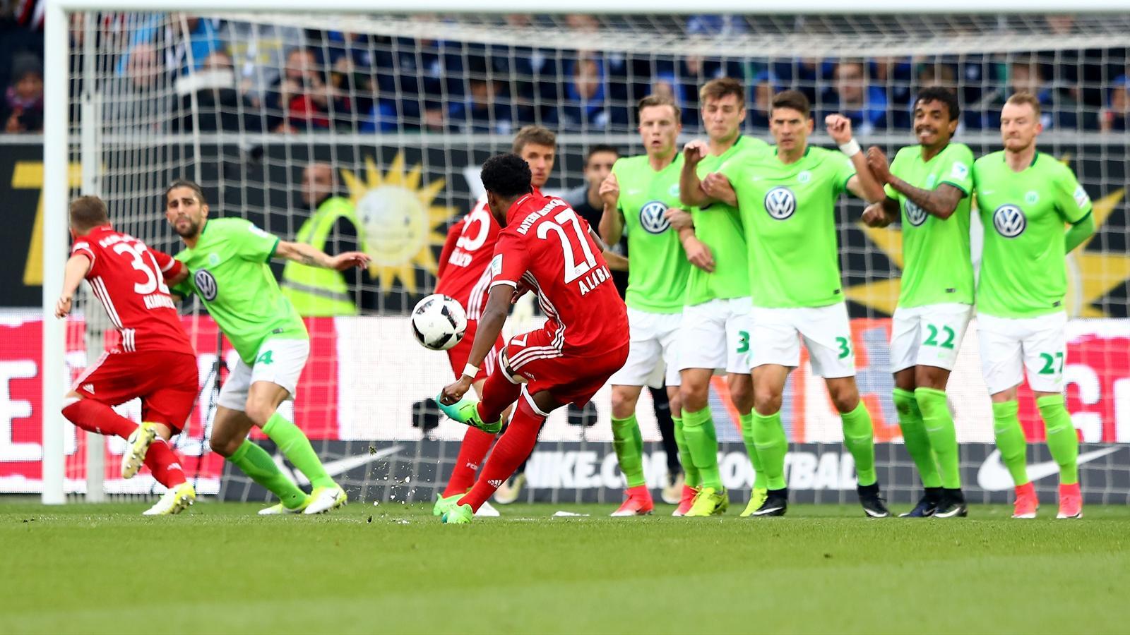 Fc Bayern Vfl Wolfsburg 2017