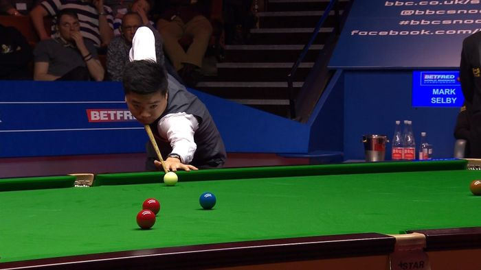 Mark Selby finally sees off Ding Junhui in Crucible classic