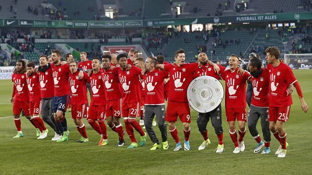 El Bayern de Múnich de Ancelotti se proclama campeón de la Bundesliga a falta de tres jornadas