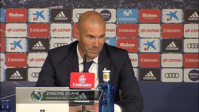 Zidane ne prend aucun risque avec Varane : «Il faut le gérer»