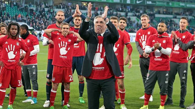 Ancelotti : «Ce titre est très important pour nous»
