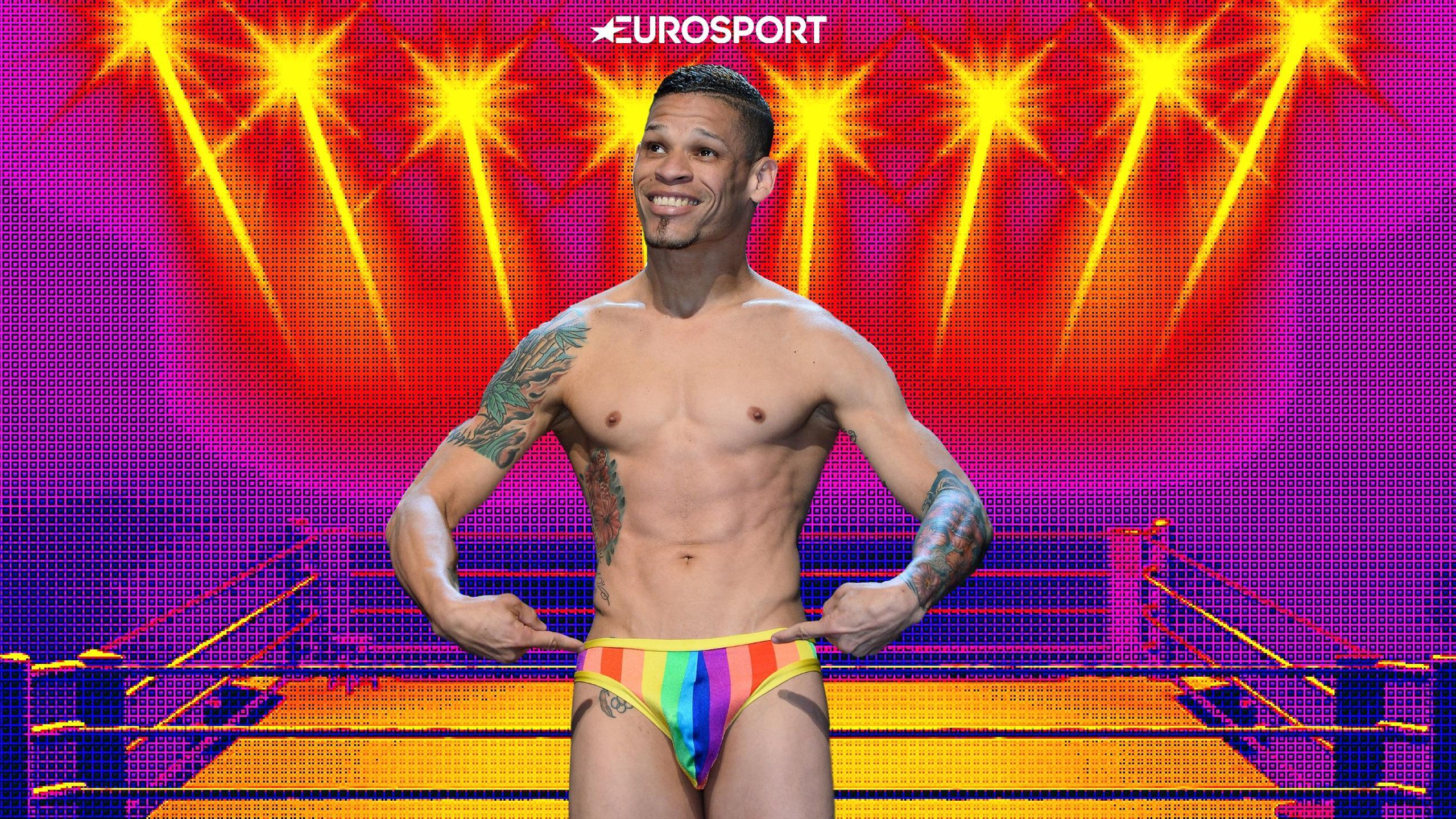 Первый боксер гей