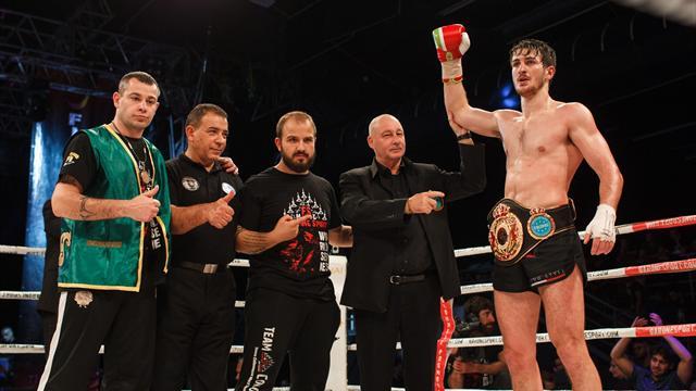 Fantastico Gabriele Casella: è campione del mondo nella Muay Thai