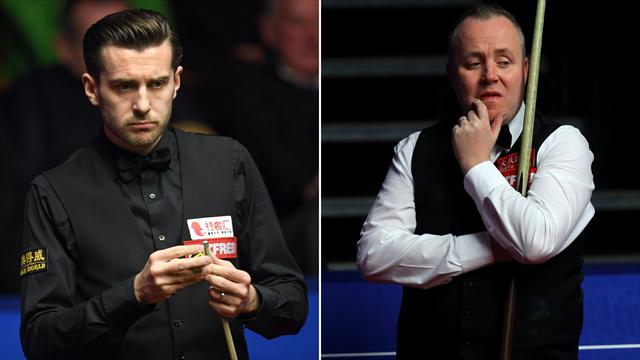 Selby v Higgins: World Championship final - As it happened
