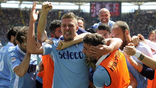 Reine du derby, la Lazio fait les affaires de Naples et de la Juve