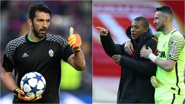 Buffon-Mbappé, c'est l'histoire d'une bromance