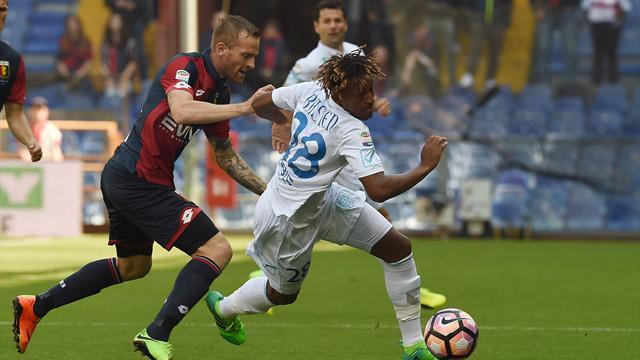 Serie A, Genoa-Lazio 2-3: non basta Pellegri, Immobile è spietato