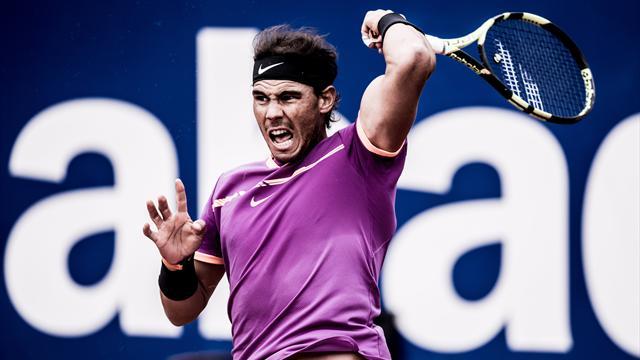 Si la concurrence ne se réveille pas, Nadal aura un boulevard à Paris