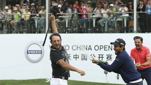 Levy signe un nouveau sacre sur l'Open de Chine