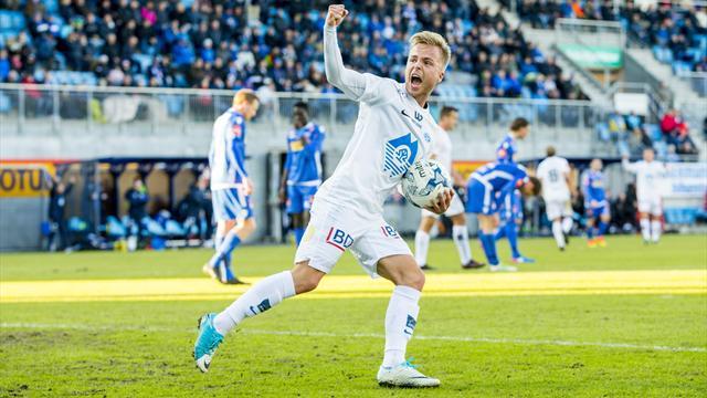 Selger moldenser til utlandet: – Takk til Molde, vals over Rosenborg!