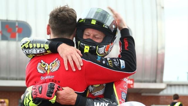Byrne secures first pole of the season at Oulton Park