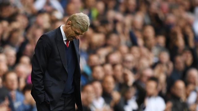 «Тоттенхэм» будет выше «Арсенала» порезультатам сезона впервый раз запоследние 22 года