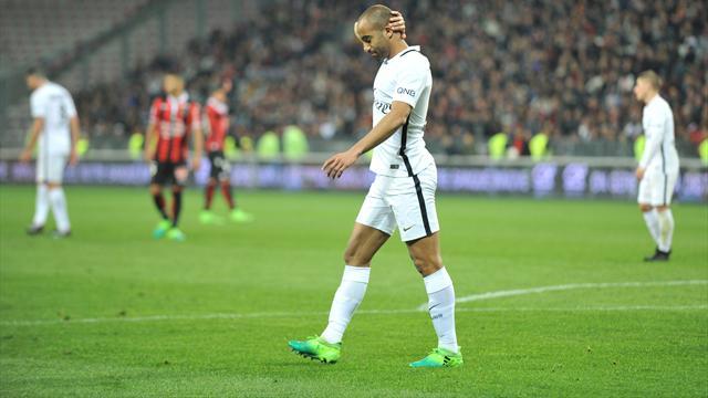 Sur Twitter, l'OL trolle le PSG après sa défaite à Nice