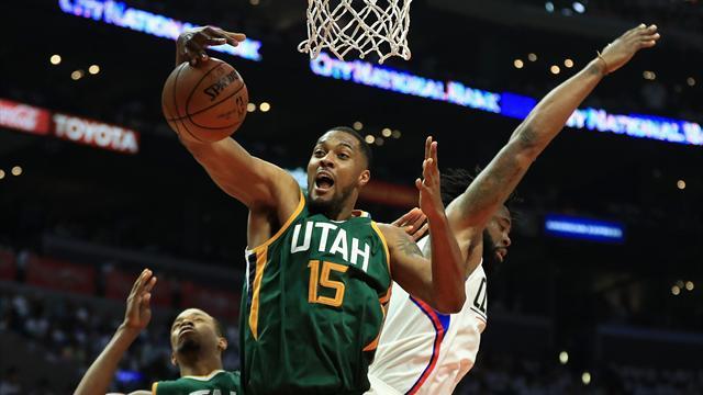 Utah punit les Clippers et s'envole vers Golden State